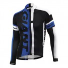 GIANT GT-S L/S Jersey black/blue